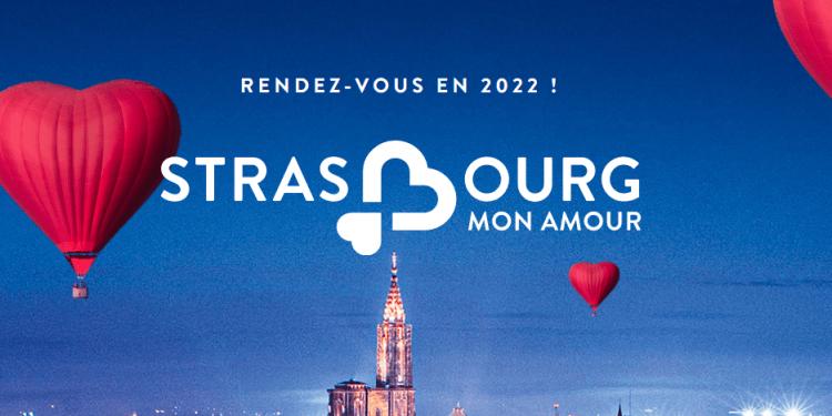 Strasbourg Mon Amour 2021 logo site