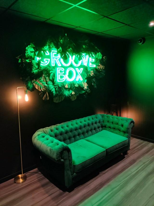 Groove box Strasbourg karaoké