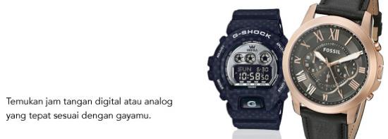 Jual Jam Tangan Pria Original Branded Harga Terbaik