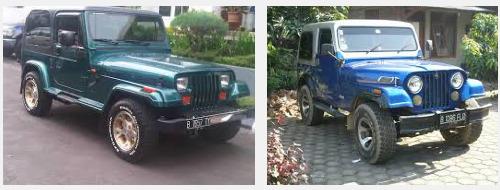 jeep bekas kondisi oke