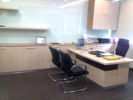 meja kantor karyawan murah