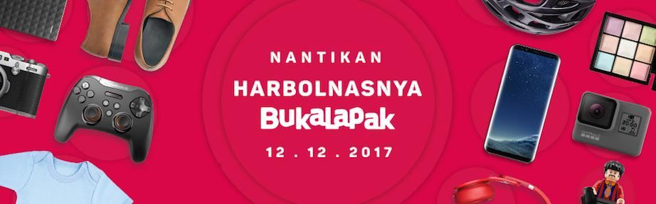 Promo Diskon Belanja HARBOLNAS 2017