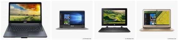 Laptop Acer Tipis