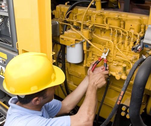 perawatan diesel generator