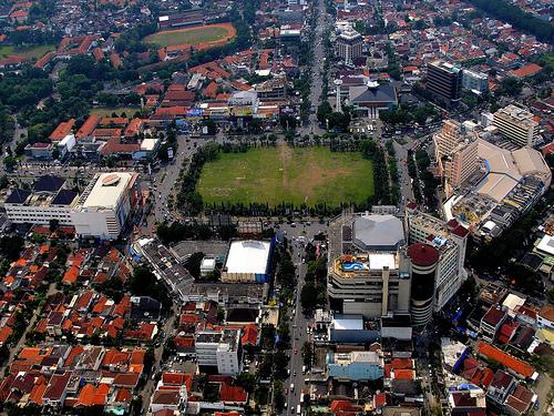 Hotel Kawasan Simpang Lima