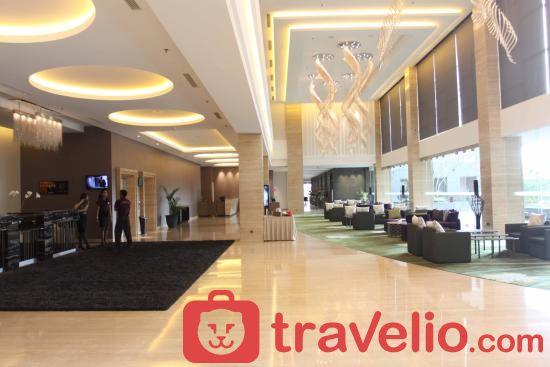 Tawar Harga Menginap Hotel Mercure Bandung