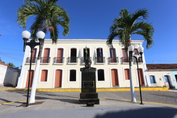 Sede da Prefeitura de Marechal Deodoro / Foto: Assessoria