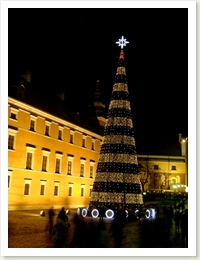 , Warszawa jest piękna nocą :)