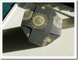 , Papierowy kubek prezentowy + bilecik…