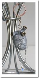, Stalowe serce–biżuteria steampunk…