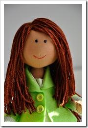 , Tutorial – Włosy dla lali…
