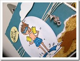 , Wakacyjne karteczki :)