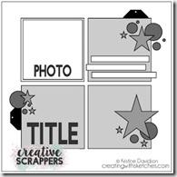Creative Scrappers - NSD 1