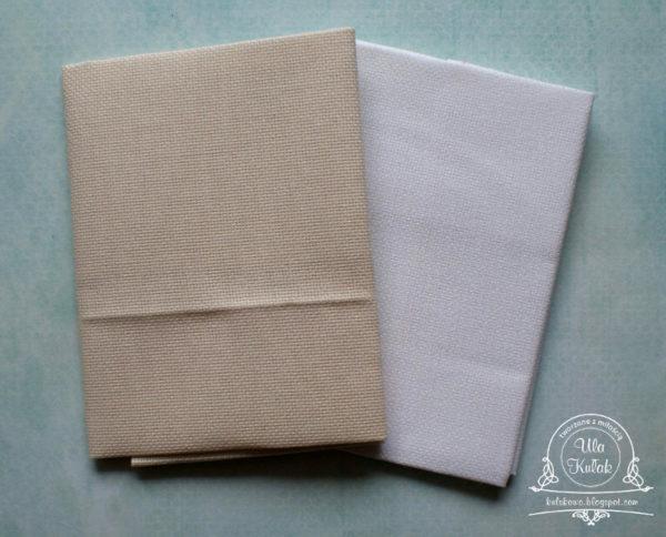 tkaniny do haftu, Na czym haftować? Tkaniny i nie tylko.