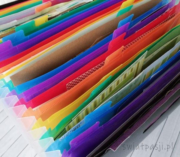 ścinki papierów, Sposoby na ścinki papierów scrapbookingowych