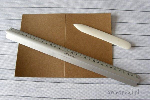 bigowanie, 4 sposoby na bigowanie papieru