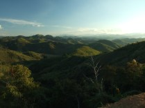 Zmierz słońca w górach
