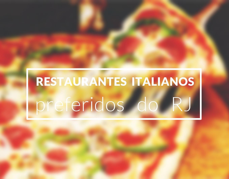 RESTAURANTE ITALIANO QUE EU AMO I MASSAS e PIZZAS ITALIANAS