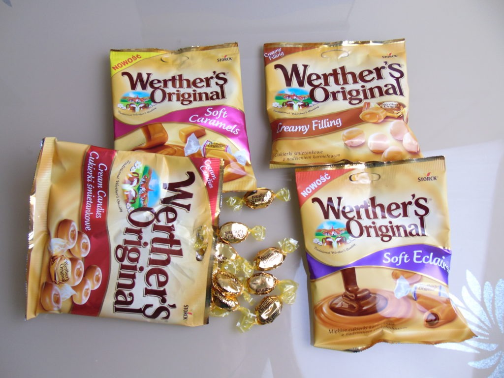 werther's original soft carmels