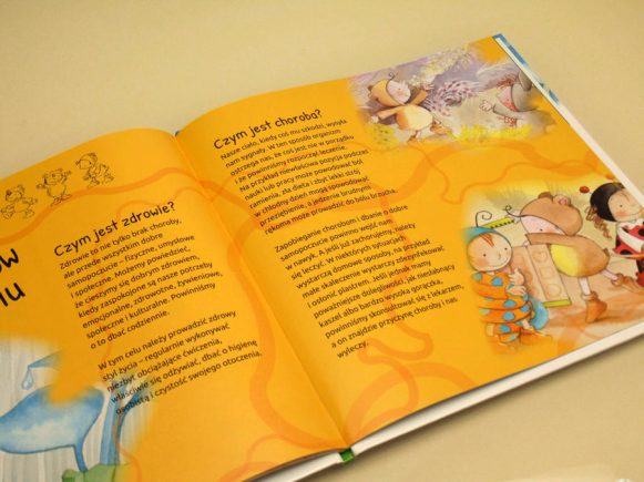 zdrowe nawyki książka książka roch i zdrowie - środek