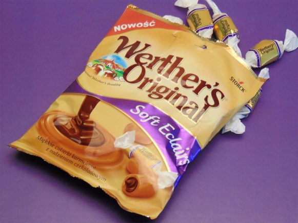 werther's original soft eclairs