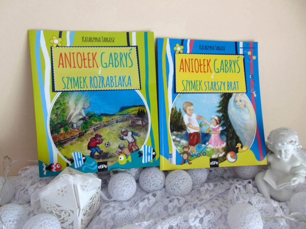 książeczki dla dzieci Katarzyna Targosz