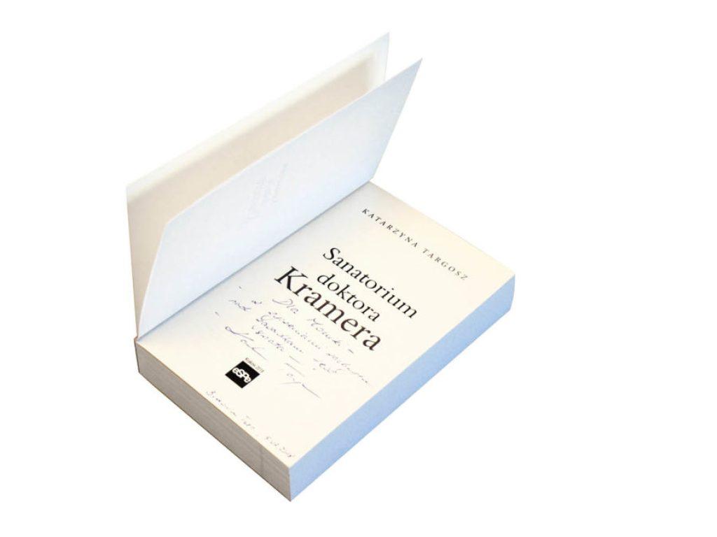książka sanatorium doktora kramera