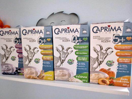 Caprima Premium kaszki