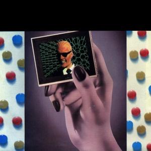 The Art of Noise & Max Headroom - Paranoimia (1986)