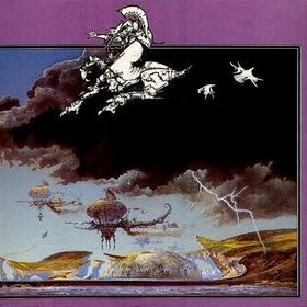 Pallas - The Sentinel (1984)