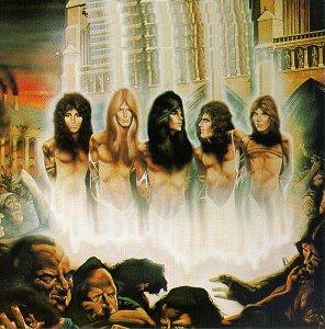 Angel - White Hot (1977)
