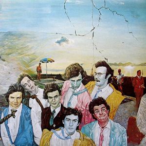 Split Enz - Mental Notes (1975)