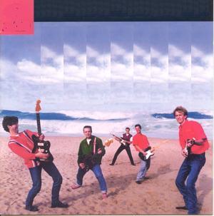 The Krontjong Devils - Surfin' Sounds of The Krontjong Devils (1996)