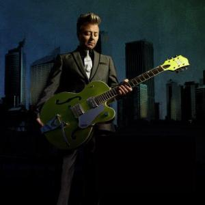 The Brian Setzer Orchestra - Songs From Lonely Avenue (1994)