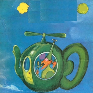 Gong - The Flying Teapot-Radio Gnome Invisible Part 1 (1973)