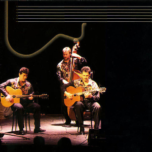 Rosenberg Trio - Live At The North Sea Jazz Festival (1993)