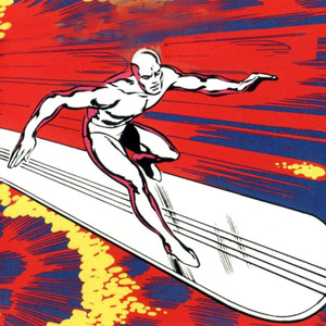 Joe Satriani - Surfing with the Alien (1987)