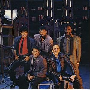 The Commodores - Nightshift (1985)