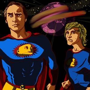 Supermayer - Save the World (2007)