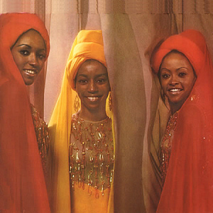 The Three Degrees - The Three Degrees (1973)