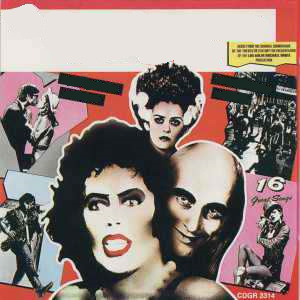 Richard O'Brien - The Rocky Horror Picture Show (1975)