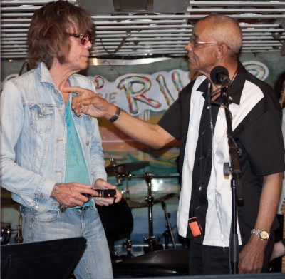 David Johansen & Hubert Sumlin (2010)