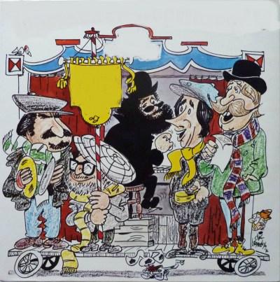 Farce Majeure - Inpakken en wegwezen! (1972)