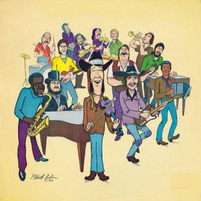 Doug Sahm - Doug Sahm and Band (1973)