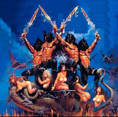 Manowar - Gods of War (2007)
