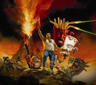 Various Artists - Aqua Teen Hunger Force Colon Movie Film for Theaters Colon the Soundtrack (2007)