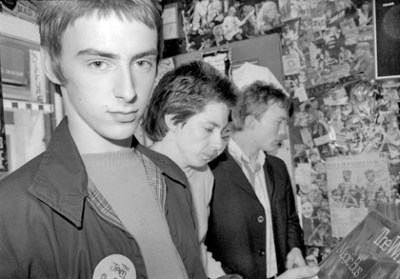 The Jam - Paul Weller, Rick Buckler & Bruce Foxton (1978)