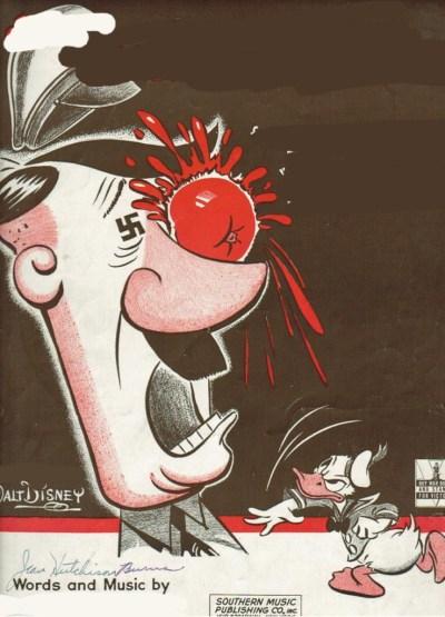 Spike Jones & His City Slickers - Der Fuehrer's Face (1942)