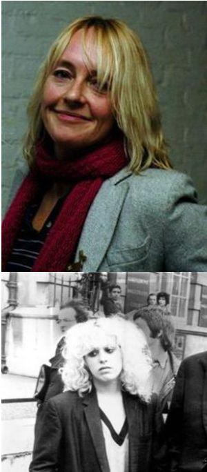 Tania Gallagher & Nancy Spungen