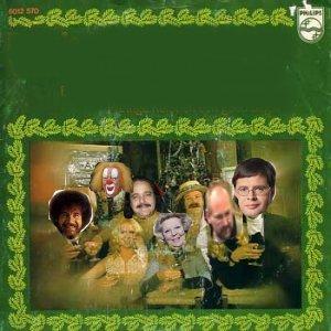 Bonnie, Ronnie, Ciska, Nico, Willeke, Harmen, Ome Jan - Een heel gelukkig kerstfeest (1975)